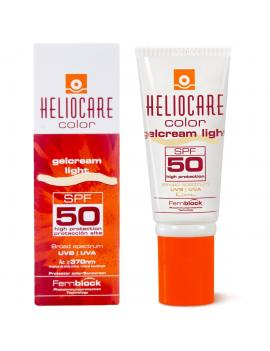 heliocare gel cream light