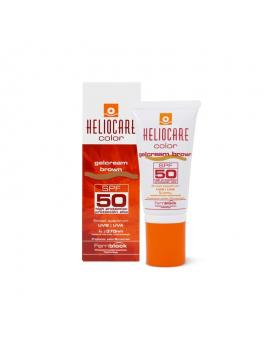 heliocare gel cream brown