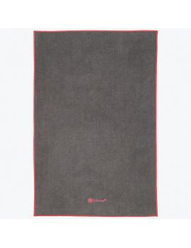 Gaiam Hand Towel Grey Pink