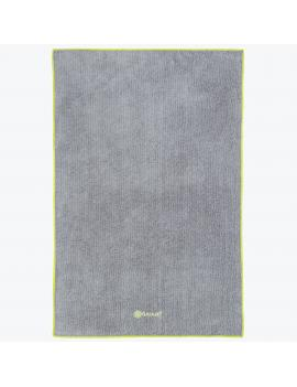 Hand Towel Gray Citron Gaiam