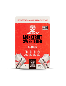 Lakanto Monkfruit Sweetener...