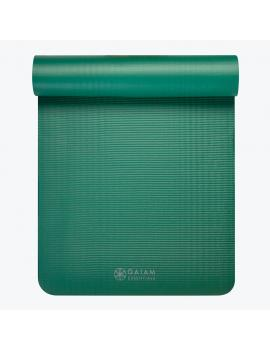 Gaiam Fitness Mat 10 mm Verde