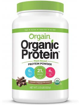 Orgain Protein Plant Based