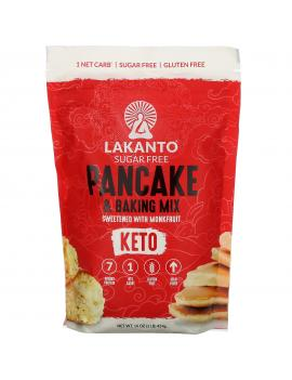 Lakanto Low Carb Pancake &...